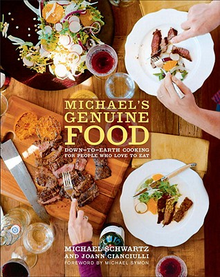 Michael's Genuine Food Cover
