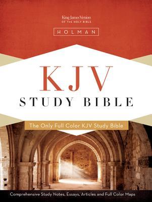 Study Bible-KJV Cover