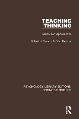 Cover for Teaching Thinking