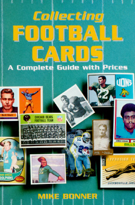Collecting Football Cards: A Complete Guide with Prices Cover Image