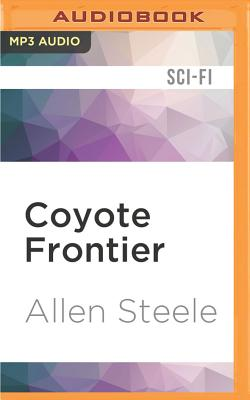 Cover for Coyote Frontier