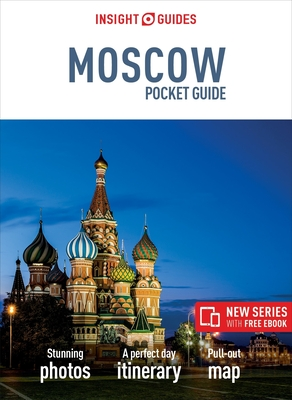 Insight Guides Pocket Moscow (Travel Guide with Free Ebook) (Insight Pocket Guides) Cover Image