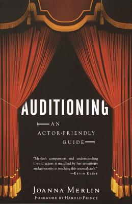Auditioning Cover