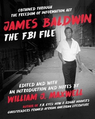 James Baldwin: The FBI File Cover Image