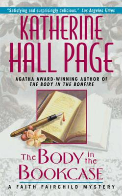 The Body in the Bookcase Cover