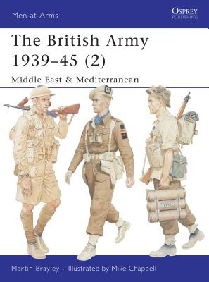 The British Army 1939-45 (2) Cover