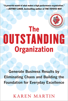 The Outstanding Organization Cover