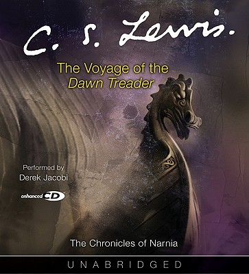 The Voyage of the Dawn Treader Adult CD (Chronicles of Narnia #5) Cover Image