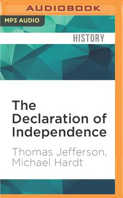 The Declaration of Independence: Michael Hardt Presents Thomas Jefferson (Revolutions #1) Cover Image