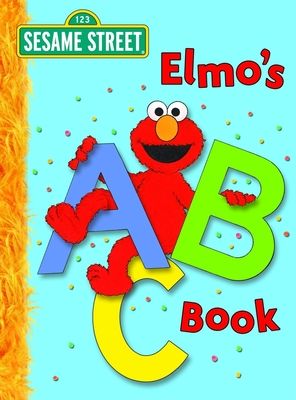 Elmo's ABC Book Cover
