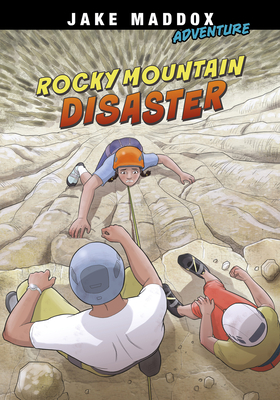 Cover for Rocky Mountain Disaster