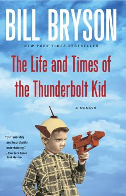 The Life and Times of the Thunderbolt Kid Cover