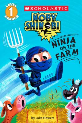 Ninja on the Farm (Step Into Reading - Level 1) Cover Image