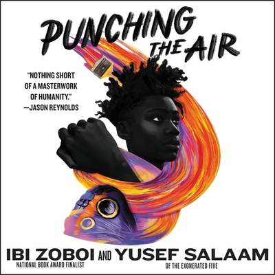 Punching the Air Lib/E Cover Image
