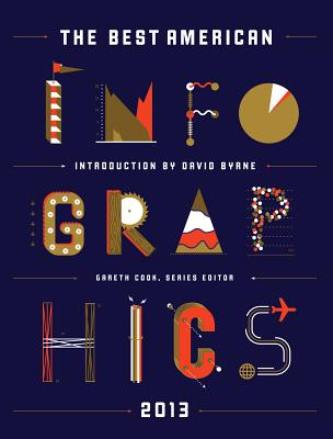 The Best American Infographics 2013 (The Best American Series ®) Cover Image