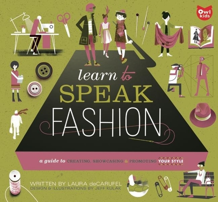 Learn to Speak Fashion Cover