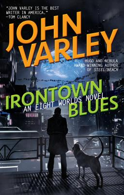 Irontown Blues (Eight Worlds #4) Cover Image