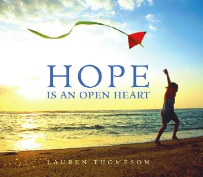 Hope Is An Open Heart Cover
