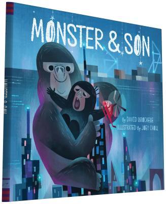 Cover for Monster & Son