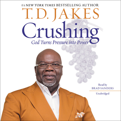 Crushing Lib/E: God Turns Pressure Into Power Cover Image