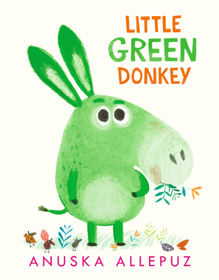 Little Green Donkey Cover Image
