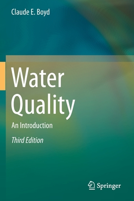 Water Quality: An Introduction Cover Image