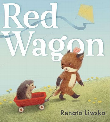 Red Wagon Cover
