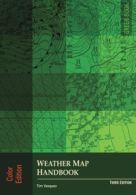 Weather Map Handbook, 3rd Ed., Color Cover Image