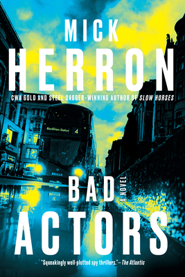 Bad Actors (Slough House #8) Cover Image