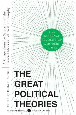 The Great Political Theories, Volume 2 Cover