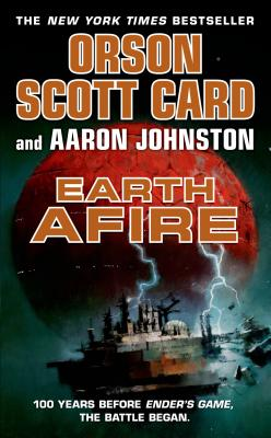 Cover for Earth Afire (The First Formic War #2)