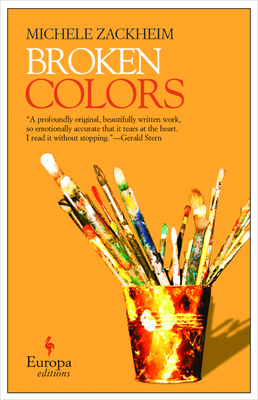 Cover for Broken Colors