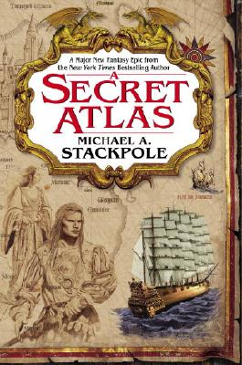 A Secret Atlas: Book One in The Age of Discovery Trilogy Cover Image