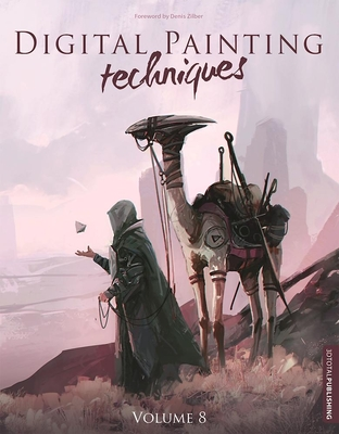 Digital Painting Techniques: Volume 8 Cover Image