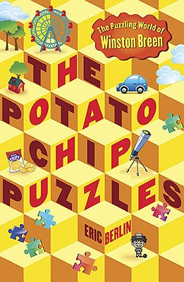 The Potato Chip Puzzles: The Puzzling World of Winston Breen Cover Image