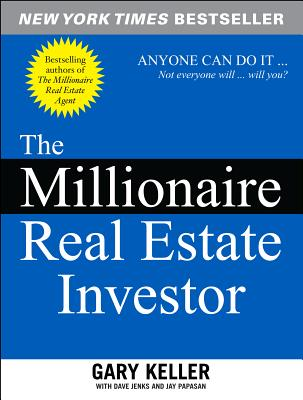 The Millionaire Real Estate Investor Cover