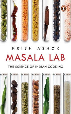 Masala Lab: The Science of Indian Cooking Cover Image