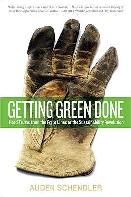 Getting Green Done Cover