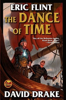 The Dance of Time (Belisarius  #6) Cover Image