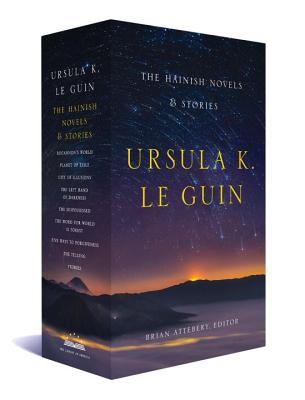 Ursula K. Le Guin: The Hainish Novels and Stories: A Library of America Boxed Set Cover Image