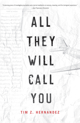 All They Will Call You (Camino del Sol ) Cover Image