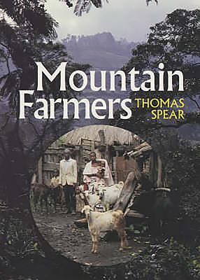 Mountain Farmers: Moral Economies of Land & Agricultural Development in Arusha & Meru Cover Image