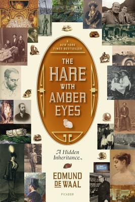 The Hare with Amber Eyes Cover