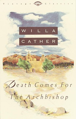 Death Comes for the Archbishop Cover