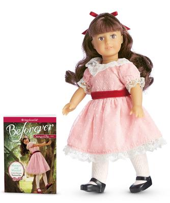 Samantha Mini Doll and Book [With Mini Book] (American Girl) Cover Image