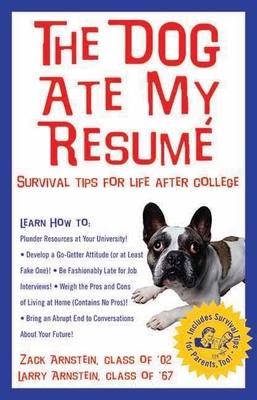 Cover for The Dog Ate My Resume