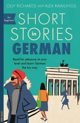 Short Stories in German for Beginners Cover Image