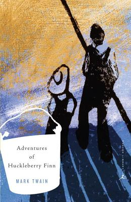 Adventures of Huckleberry Finn (Modern Library Classics) Cover Image