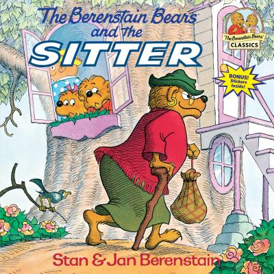 The Berenstain Bears and the Sitter Cover