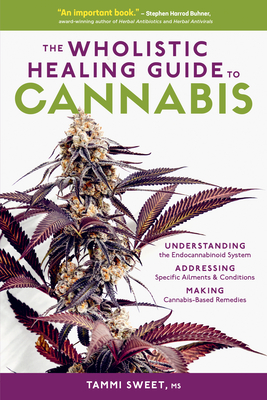 Cover for The Wholistic Healing Guide to Cannabis